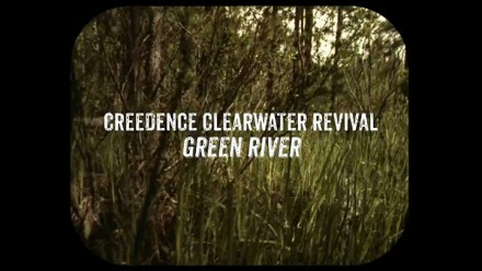 Creedence Clearwater Revival – Green River (Official Lyric Video)
