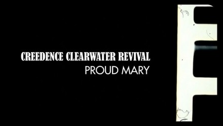 Creedence Clearwater Revival – Proud Mary (Official Lyric Video)